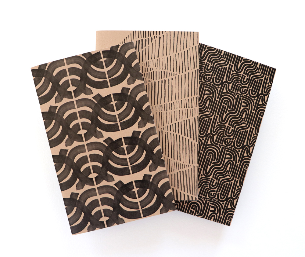 journal pack of 3